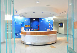 Lobby - SpringHill Suites by Marriott Baytown