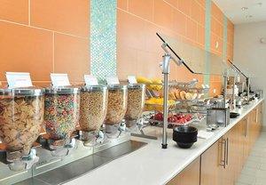 Restaurant - SpringHill Suites by Marriott Baytown