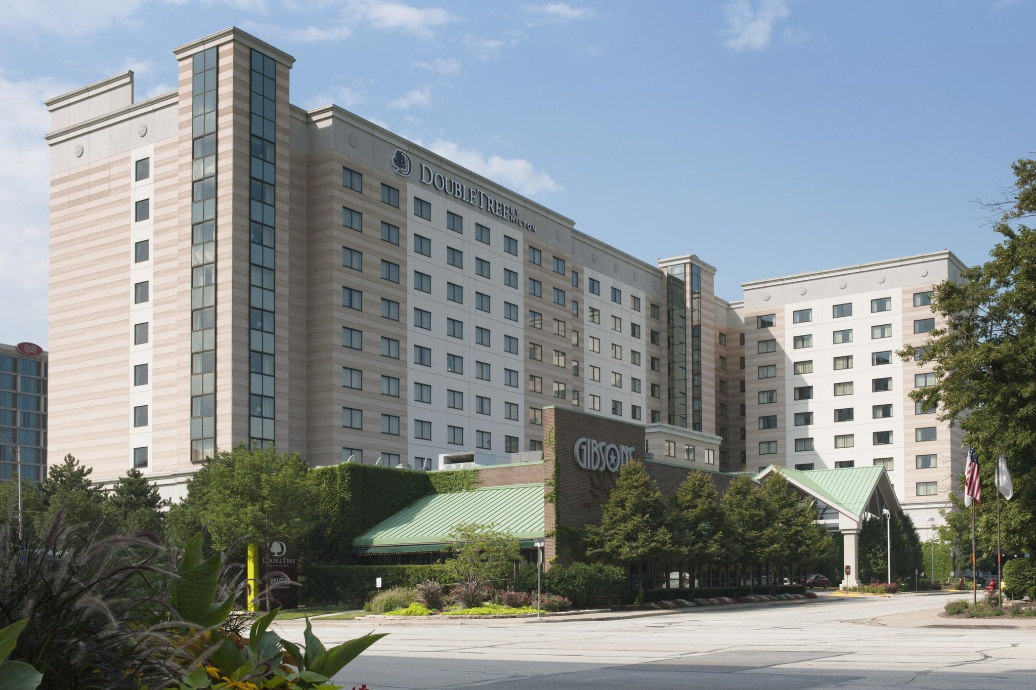 Meetings  Events At DoubleTree By Hilton Hotel Chicago OHare - Chicago map rosemont