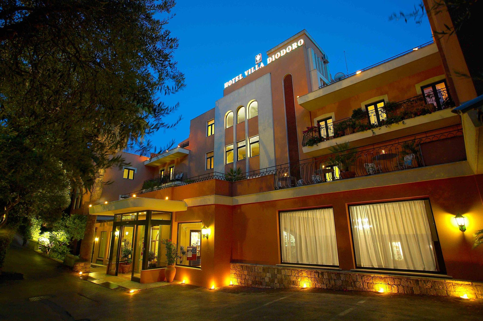 Meetings And Events At Hotel Villa Diodoro Taormina It