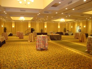 Ballroom - Hampton Inn & Suites Spartanburg