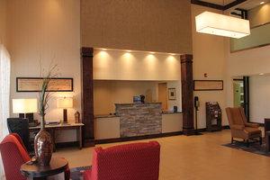 Lobby - Holiday Inn Express New Albany