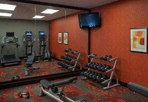 Fitness/ Exercise Room - Residence Inn by Marriott DFW Airport Irving