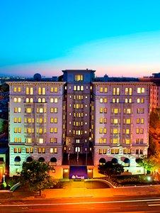 Exterior view - Churchill Hotel Near Embassy Row DC