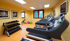 Fitness/ Exercise Room - Churchill Hotel Near Embassy Row DC