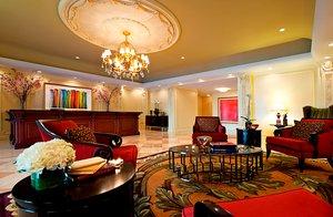 Lobby - Churchill Hotel Near Embassy Row DC