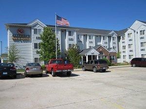 Exterior View   Alliance Inn U0026 Suites St Robert ...