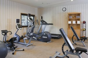 Fitness/ Exercise Room - DoubleTree by Hilton Hotel Claremont