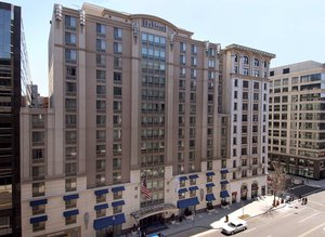 Exterior view - Hilton Garden Inn Downtown DC