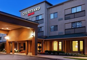 Exterior view - Courtyard by Marriott Hotel North Tallahassee
