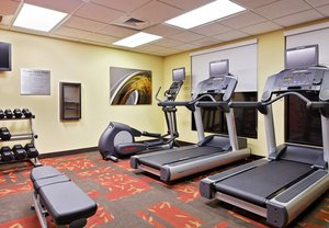 Fitness/ Exercise Room - Courtyard by Marriott Hotel North Tallahassee