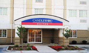 Exterior view - Candlewood Suites Fort Wayne