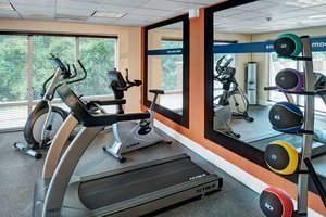 Fitness/ Exercise Room - Hampton Inn & Suites Arrowood Charlotte