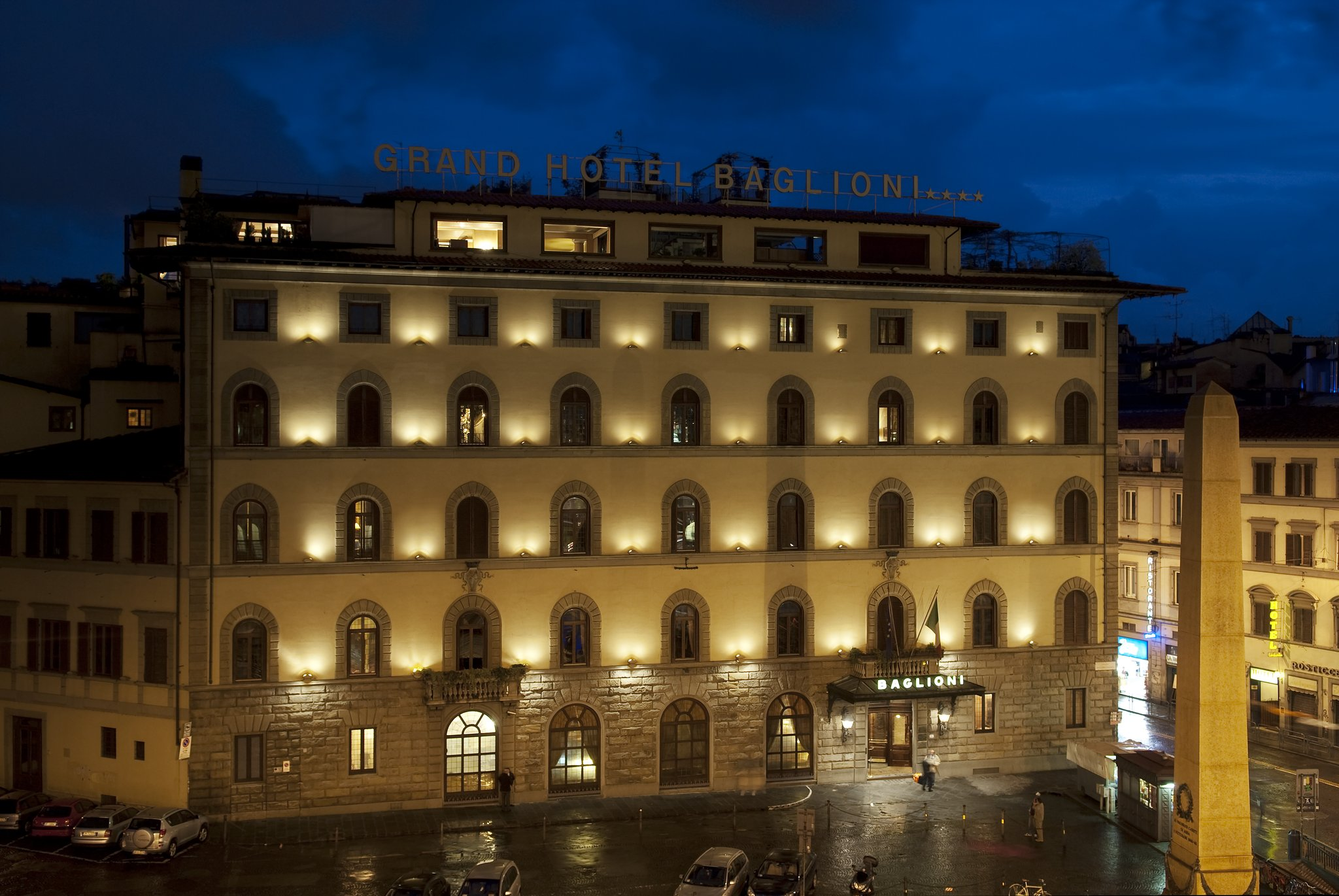 Meetings And Events At Grand Hotel Baglioni Florence It