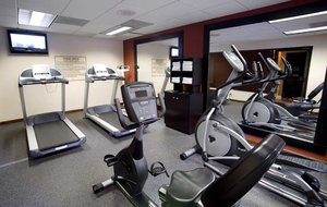 Fitness/ Exercise Room - Hampton Inn Northeast Columbia