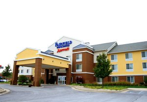 Exterior view - Fairfield Inn & Suites by Marriott Fairmont