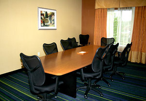 Meeting Facilities - Fairfield Inn & Suites by Marriott Fairmont
