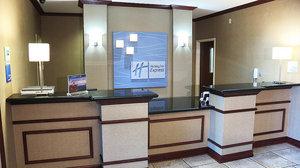 Lobby - Holiday Inn Express Bert Kouns Shreveport