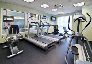 Fitness/ Exercise Room - SpringHill Suites by Marriott Renton