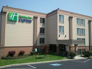 Exterior view - Holiday Inn Express Mechanicsburg