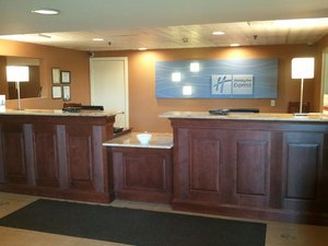 Lobby - Holiday Inn Express Mechanicsburg