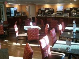Restaurant - Holiday Inn Express Mechanicsburg