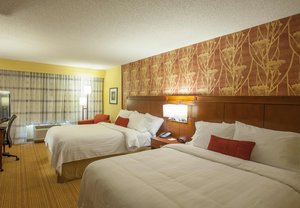 Room - Courtyard by Marriott Hotel Charlotte Airport