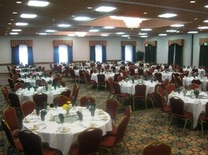 Ballroom - FairBridge Inn & Suites Yakima