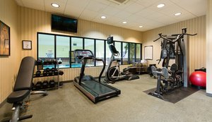 Fitness/ Exercise Room - Staybridge Suites North Charleston