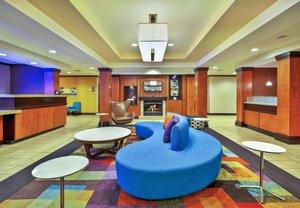 Lobby - Fairfield Inn & Suites by Marriott Southeast East Ridge
