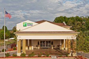 Exterior view - Holiday Inn Express Hotel & Suites Hixson