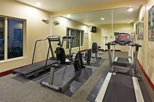Fitness/ Exercise Room - Holiday Inn Express Hotel & Suites Corbin