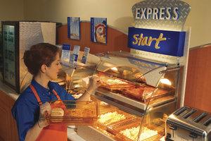 Restaurant - Holiday Inn Express Hotel & Suites Corbin