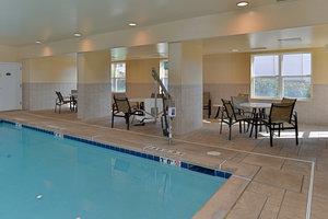 Pool - Holiday Inn Express Hotel & Suites O'Fallon