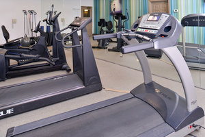 Fitness/ Exercise Room - Holiday Inn Express Hotel & Suites O'Fallon