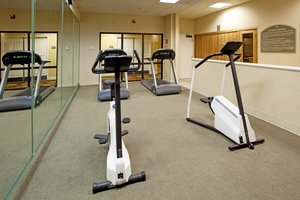 Fitness/ Exercise Room - Holiday Inn Patriots Point Mt Pleasant