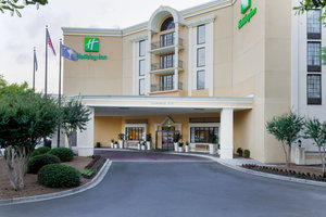 Exterior View   Holiday Inn Patriots Point Mt Pleasant ...