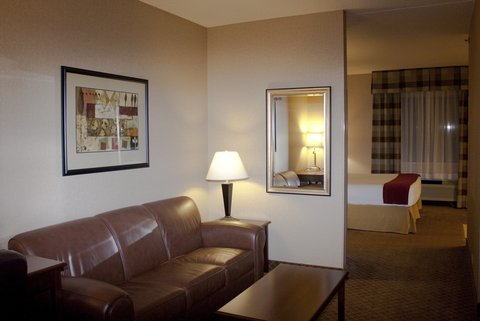 Executive King Suite Living Area
