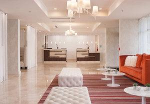 Lobby - Delta Hotel by Marriott Orlando