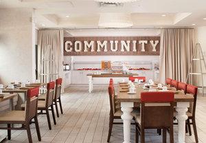 Restaurant - Delta Hotel by Marriott Orlando
