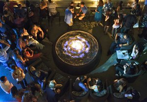 Bar - Marriott Hotel Gaslamp Quarter San Diego