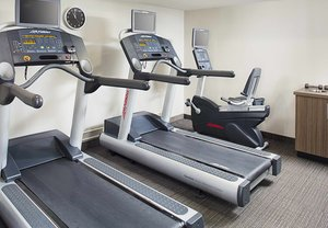 Fitness/ Exercise Room - Residence Inn by Marriott Tukwila
