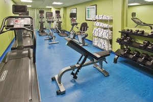 Fitness/ Exercise Room - Holiday Inn Hotel & Suites North Beach Virginia Beach