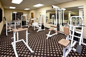 Fitness/ Exercise Room - Holiday Inn Hotel & Suites Huntington