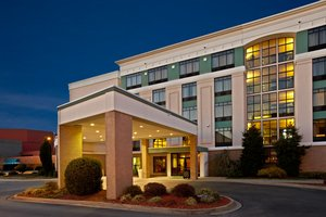 Exterior view - Holiday Inn Hotel & Suites Huntington
