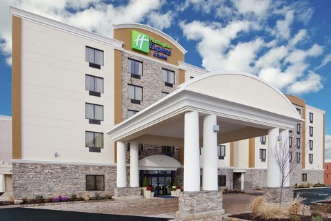 Holiday Inn Exp Stes Williamsp