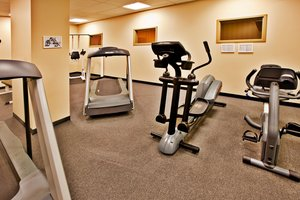 Fitness/ Exercise Room - Holiday Inn Downtown Lafayette