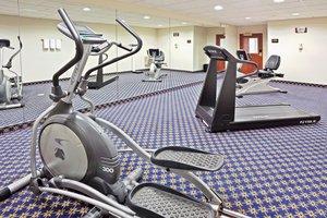 Fitness/ Exercise Room - Holiday Inn Express Ellensburg