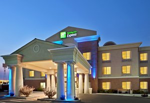 Exterior view - Holiday Inn Express Ellensburg