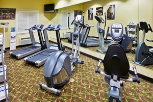 Fitness/ Exercise Room - Holiday Inn Express Hotel & Suites Sulphur Springs